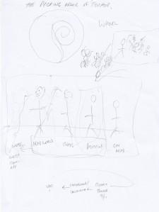 Sketch that Sam drew