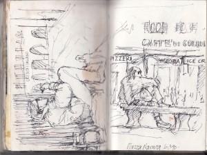 PiazzaNavonaCharacterStudies